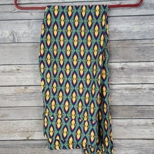 LuLaRoe Leggings Tall & Curvy NWOT